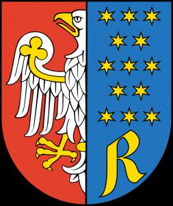 logo Powiatu Radomskiego