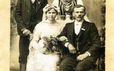 Ślubne historie w Zakrzewie…