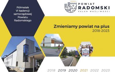 Zmieniamy powiat na plus 2018 – 2023.